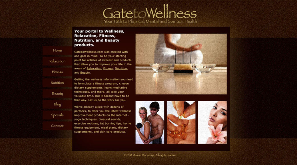 portfolio-Gate-To-Wellness